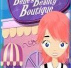 Boutique e salão de beleza da Belle