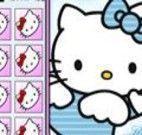 jogo da memória da Hello Kitty
