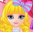 Barbie roupas da festa de aniversário