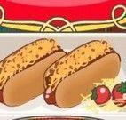Fazer hot dog picante