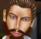 Fazer as barbas dos rapazes