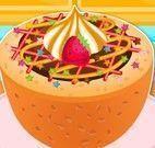 Preparar bolo pudim