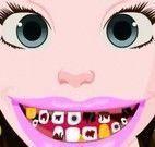 Anna Frozen no dentista