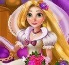 Decorar quarto da noiva Rapunzel