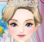 Princesa noiva vestir