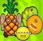 Combater as frutas extraterrestres