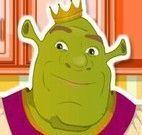 Cookies de chocolate do Shrek