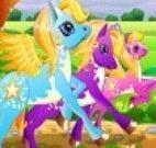 Corrida de poneis