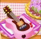 Criação de bolos