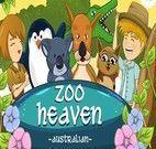 Cuidar dos animais do zoológico