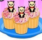 Cupcakes do panda