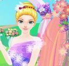Princesa noiva salão de beleza