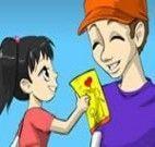 Pintar desenho do dia dos pais