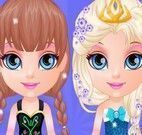 Festa de aniversário bebê Barbie