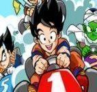 Corrida de kart Dragon Ball