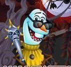 Halloween roupas do Olaf