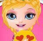 Bebê Barbie costurar emoji