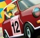 Corrida de mini carros