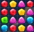 Pedras trincas