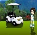Jogo de golf 3D