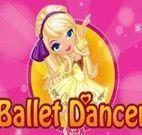 Dançarina de Ballet Clássico