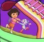 Dora decorar sapato