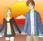 Vestir casal na praia
