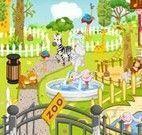 Limpar zoológico