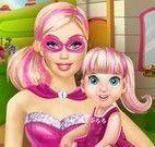 Brinquedos da barbie bebê