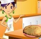 Sara torta de frango