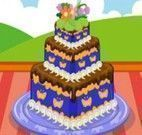 Decoração de bolo para aniversário