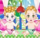 Decorar berço dos gêmeos
