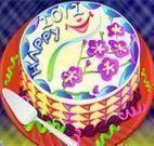 Decorar Bolo de ano novo 2012