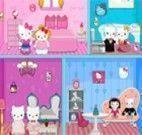 Decorar casa da Hello Kitty casada