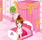 Decorar o quarto da Jessy