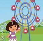 Decorar parque da Dora