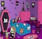 Decorar quarto da bebê Monster High
