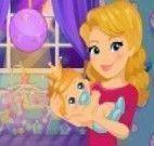 Decorar quarto do príncipe bebê