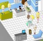 Dentista, Enfermeira e Médico no Hospital