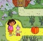 Dora salvar Diego no castelo