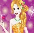 Maquiar princesa Bela