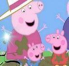 Puzzle da Peppa Pig