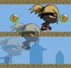 Ninja subir prédios