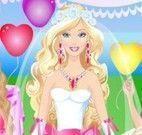 Festa de casamento da Barbie