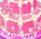 Noiva decorar bolo