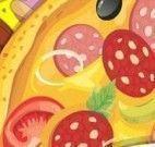 Fazer mini pizza