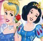 Vestir princesas da Disney moda