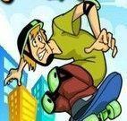 Scooby Doo no skate