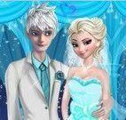 Elsa e Jack dança do casamento