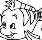 Colorir peixinho